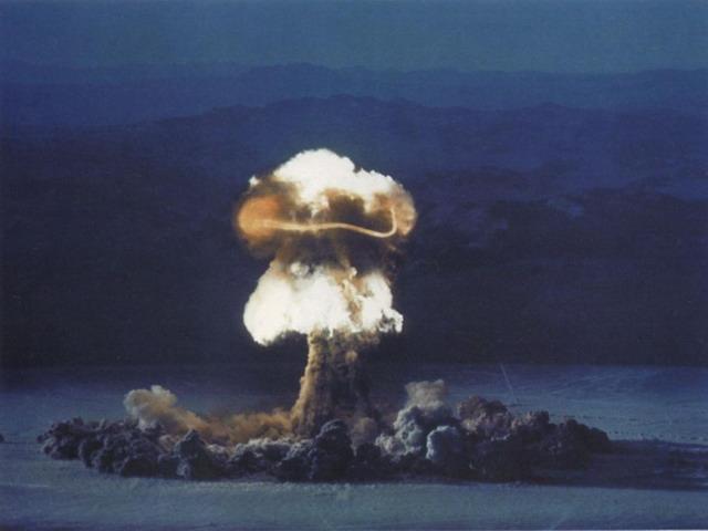Как выжить после ядерного взрыва